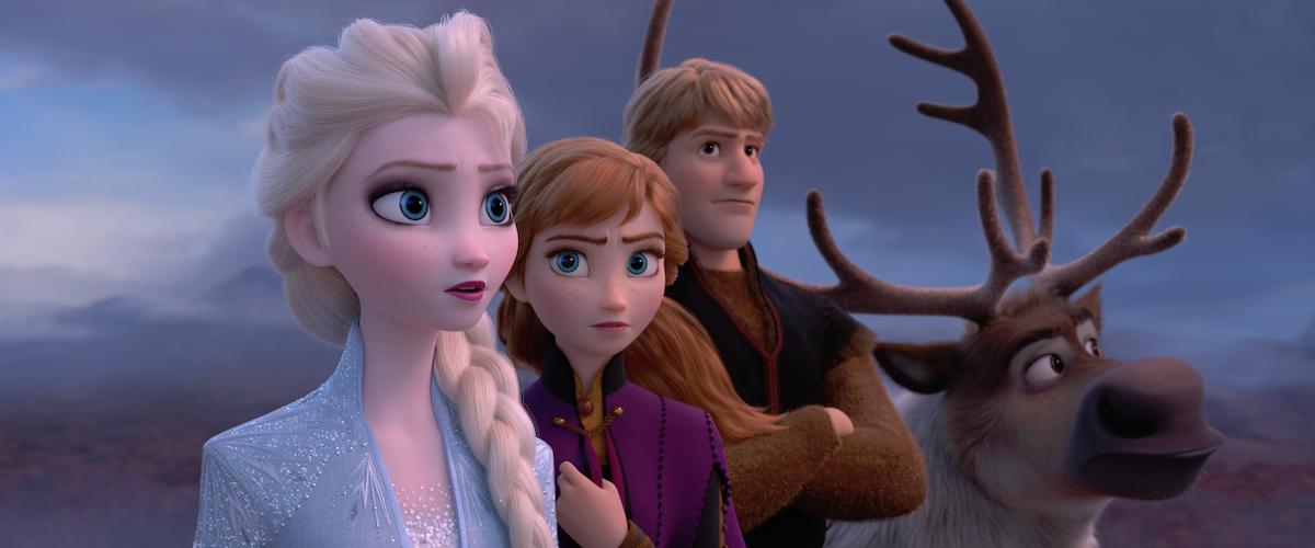 """""""ภาพยนตร์แอนิเมชั่น Frozen II"""""""
